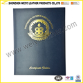 Promotional Gift A4 Leather Certificate Holder Folder