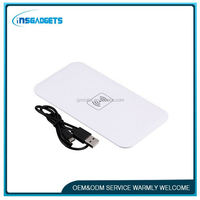 New wireless charger solar power universal mobile phone charger WLAG063