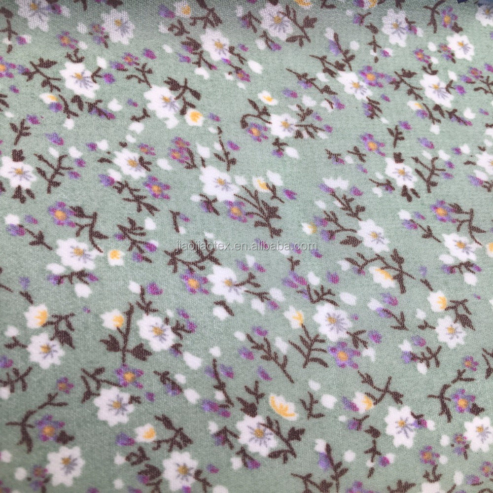Chiffon floral printed fabric for long dress chiffon new style/chiffon printed fabric/digital printed polyester chiffon fabric