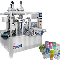 Standup Pouch Filling Machine