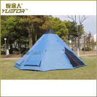 Hot selling outdoor tourist tent for family with CE certificate