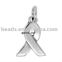 Gets.com 2015 wholesale zinc alloy awareness ribbon charms