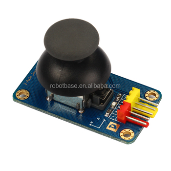 PS2 Dual Axis Joystick Arduino Compatible