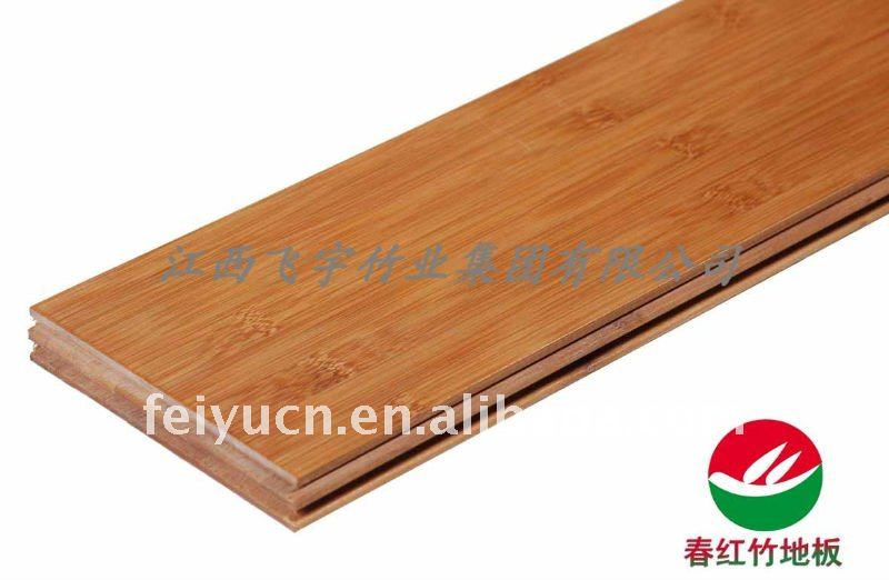CE certificate Waterproof Carbonized horizontal bamboo product