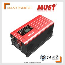 MUST Remote Switch Controller Pure Sinewave 5KW 50A PWM Solar Inverter
