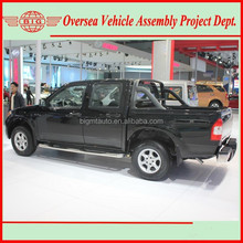 EuroIV Standard Engine Technology Chinese 4x4 Diesel Pickup