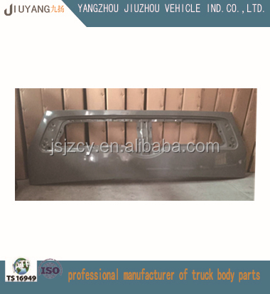 Made in China HINO 500 truck body part front covering plate, front panel, front wall