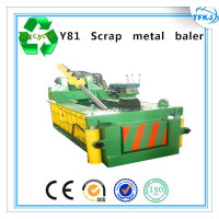 Y81Q-1600 hydraulic metal baling machine iron scrap baler(High Quality)
