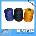 Yellow 40s/3 aramid sewing thread