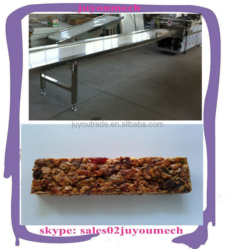 full automatic cereal bar production <strong>line</strong> Application and New Condition cereal bar production <strong>line</strong>