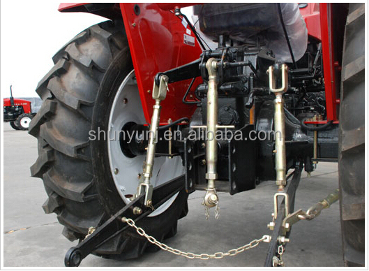 Link Hydraulic Arm : Tractor top link linkage left right lift arm for compact