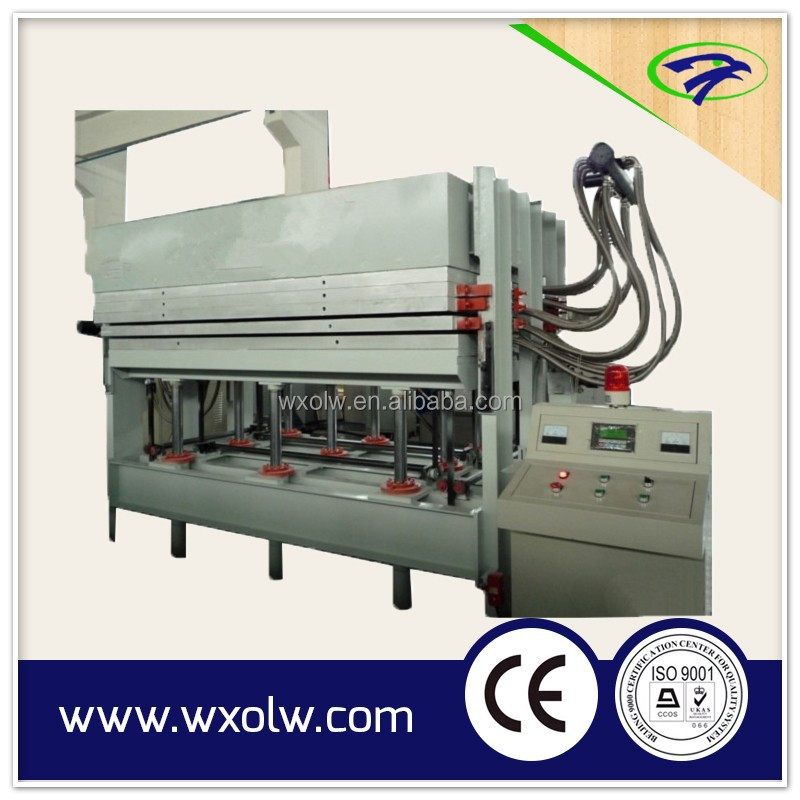 Aluminum Honeycomb Core Machine