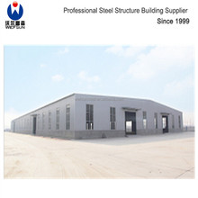 Good Insulation Steel Structure Warehouses