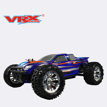 Vrx racing 1/10 RC Brushless Electric RC Truck, 4X4 RC Truck, Waterproof RC Model Car