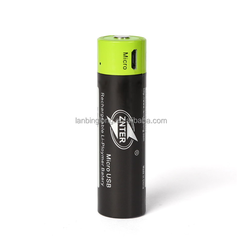 100% Original High capacity 3.7V 2A 1500mah Li-polymer battery 18650 rechargeable battery