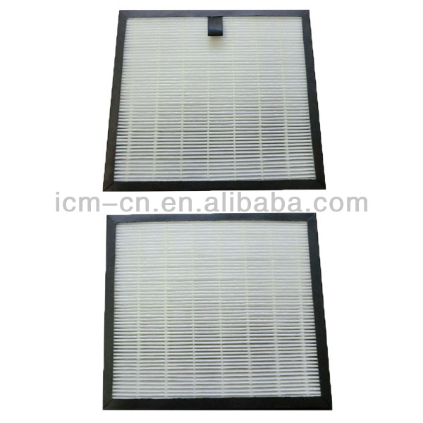 Remove 0.3micro particles hepa filter