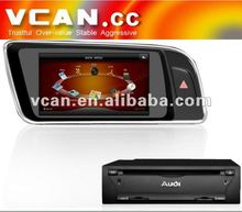 Special 2 Din car Vedio DVD player GPS Navigation system for Audi Q5: VCAN0366