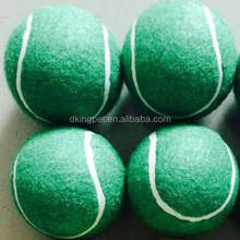 Green Color Pet Tennis Ball for Dog Toy