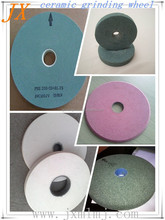 ceramic grinding wheel of aluminum oxide price used in grinder for kinds of polishing