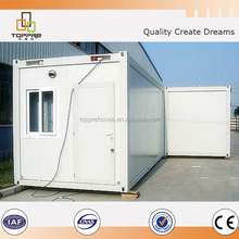 Easy install modern prefab modular container house with bathroom