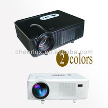 3D hd 1080p projector with 3000 lumens TV tuner for DVD xbox game ps1,2,3 home office school bar shop restaurant