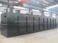 Potable Auto Integration Sewage Treatment System/ wastewater treatment for domestic water