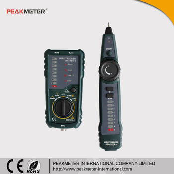 MS6817 Network & Telephone Line 5 In 1 Multifunction Network Cable Tester