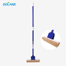 DOLANX Labor-saving Squeeze Sponge Mops For Cleaning