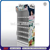 TSD-W573 shelfs wood shop display for decodorant/6 tiers MDF white painting display cabinet shelf/shelf stand for Deodorant