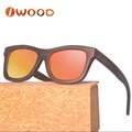 TOP quality wood framed sunglasses bamboo sunglasses