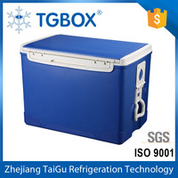 Large Car Ice Cooler Box With