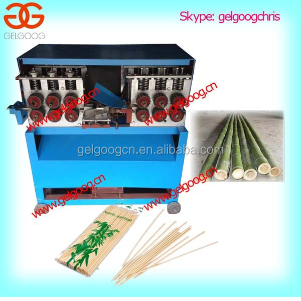 BambooCombined Flaker/Wood Flaker/Bamboo Stick Making Machine