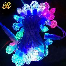 Factory direct sale led christmas light with crown decoration
