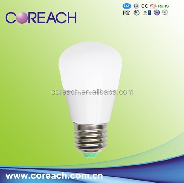 Attractive and durable Coreach ampul led e27 cool white