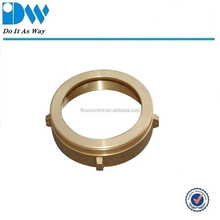 Brass water meter cover