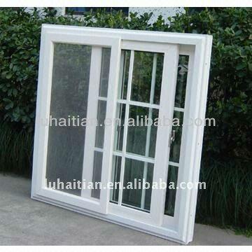 Pvc scorrevole finestra con zanzariera vetrino id prodotto - Zanzariera finestra prezzo ...