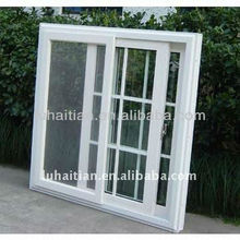 PVC sliding Window with fly screen