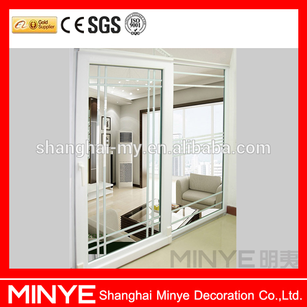 The new 2017 office entry sliding door