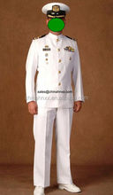 Commander/ Navy officer uniform with SGS test