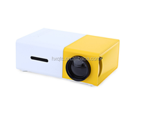 The Newest Portable 1000 lumens mini led projector, home cinema wifi mini projector
