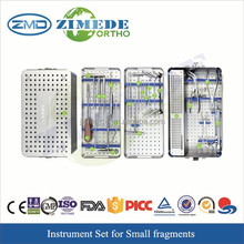 60204 Small Fragment medical surgical orthopedic Instrument set