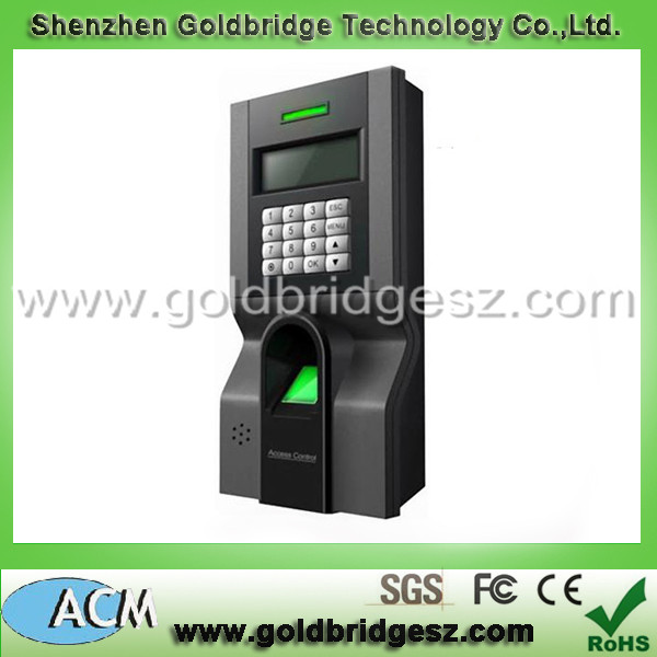 Proximity and Biometric access control system with software.Wiegand output.125KHZ/13.56MHZ Reader optional.