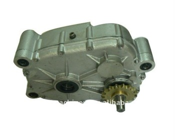 250cc atv reverse differential gearbox