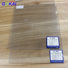 food grade pvc sheet /rolls rigid pvc film/ transparent pvc sheet wholesale