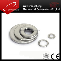 SS304 SS316 A2 A4 Flat Washer
