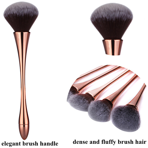 Sofeel wholesale 10pcs professional custom logo brushes makeup