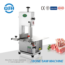 China electric commercial kitchen food processor bone saw bandsaw cutting machine meat band saws for sale