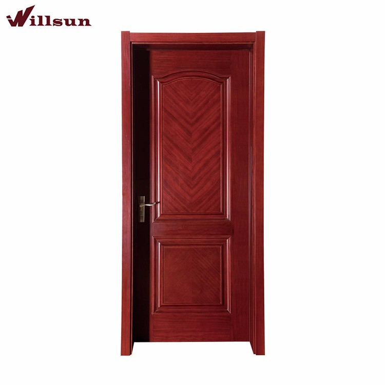 Classic Shaker Style MDF wood engineered swing doors interior wooden gate price