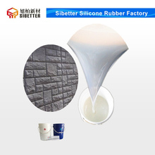 Raw Material Liquid Silicone for Casting Stone Mold