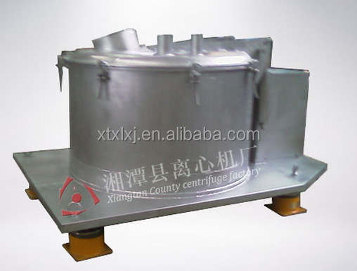 IL Series Vertical Continuous Centrifuge Machine For Sugar Separation